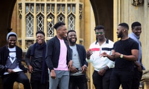 In 2015, only 15 black, male undergraduates were accepted into Cambridge.