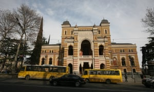 The Opera House exterior.