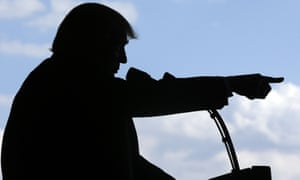 Trump addresses US troops and their families at the Sigonella naval air station in Sicily. The lack of preparation began to show when he reached Brussels.