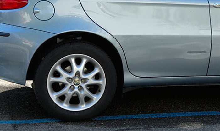 Europcar Claims I Scratched My Hire Car But Where S The Evidence
