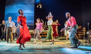 Girl From the North Country at the Old Vic