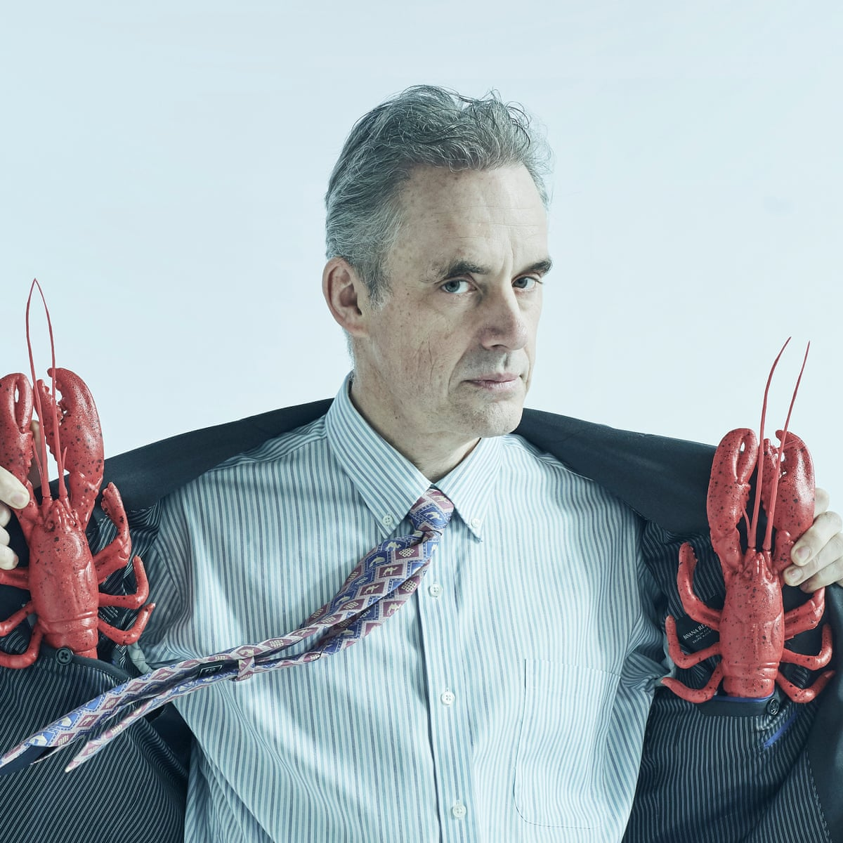 Jordan Peterson: 'The pursuit of happiness is a pointless goal' | Books |  The Guardian