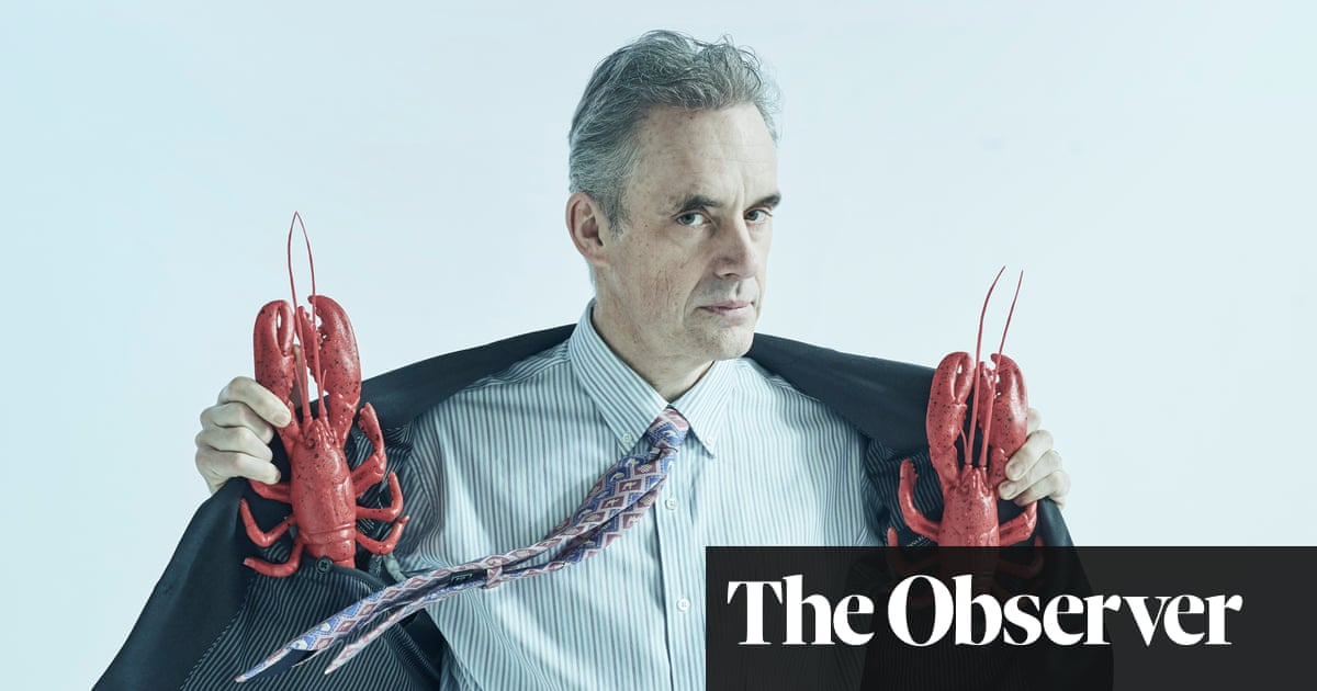 Jordan Peterson: 'The pursuit of happiness is a pointless