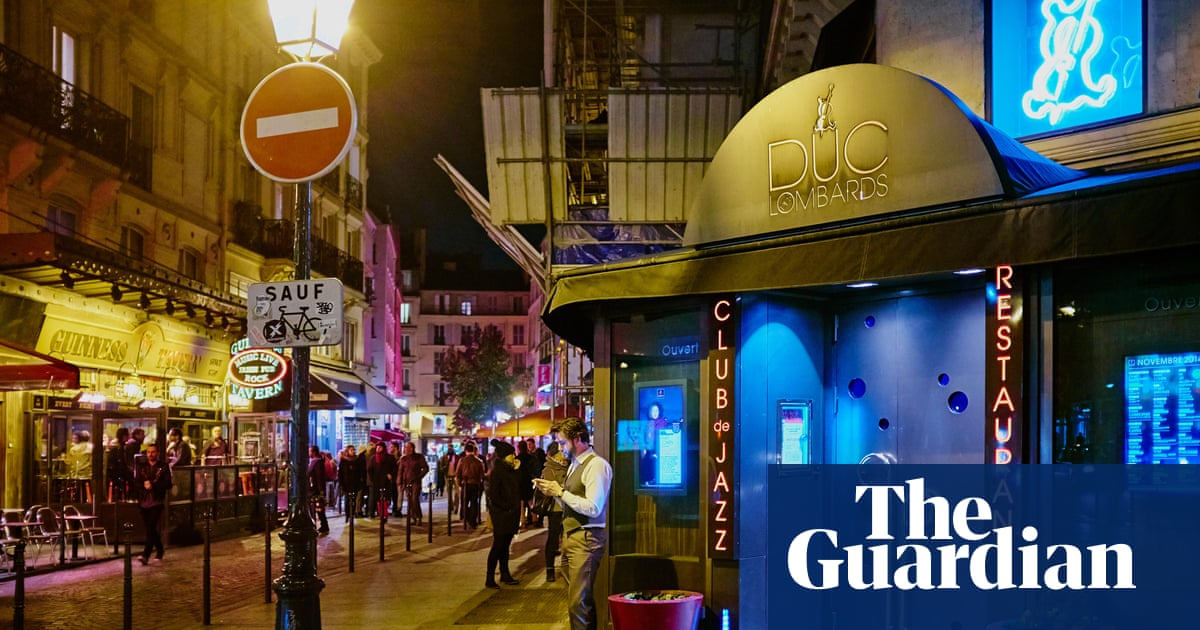 Top 10 Paris jazz clubs – chosen by musicians and experts