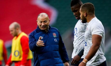 Jones warns England that Ireland akin to going 'from Nishikori to Djokovic'
