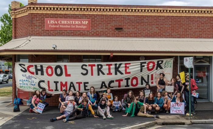 Image result for sydney teachers join student climate november