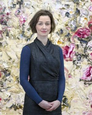 Christina Jansen, of the Scottish Gallery.