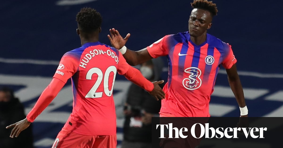 Tammy Abraham completes Chelsea comeback to snatch draw at West Brom