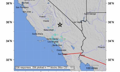 California earthquake: five things to know about the tremor