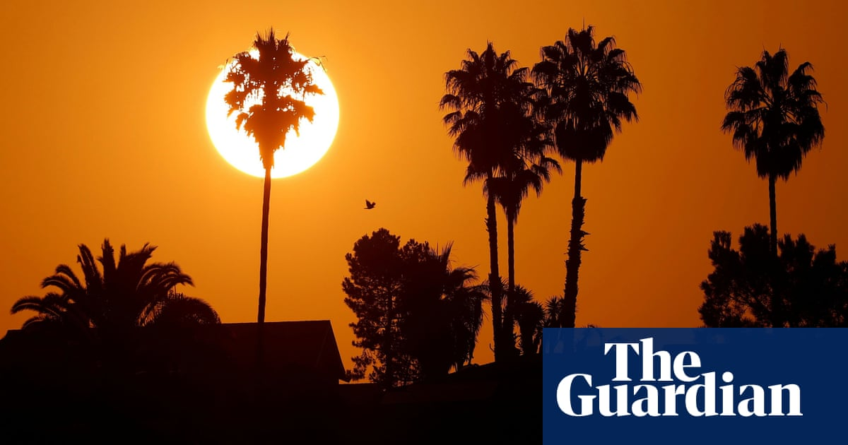 Earth is trapping 'unprecedented' amount of heat, Nasa says