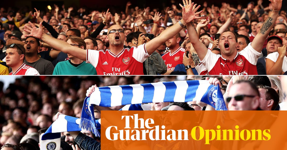 Imagine if fans wielded their power by staying away when grounds reopen | Barry Glendenning