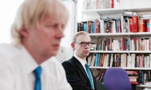 Perfectly shambolic … Theresa v Boris: How May Became PM.