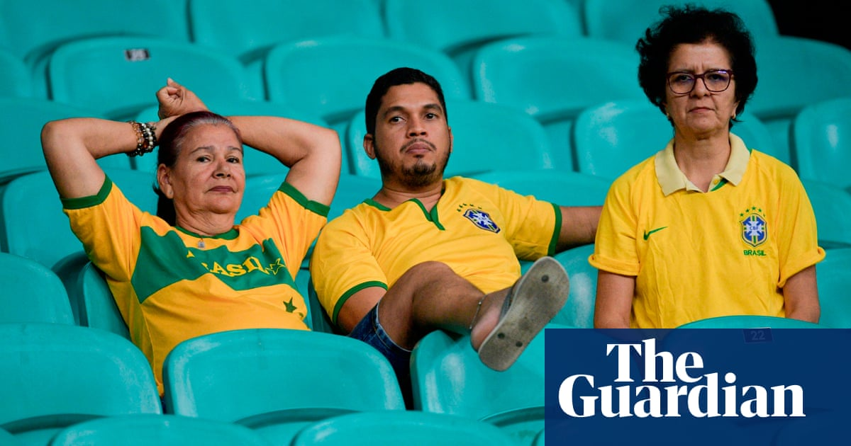 Brazilians are falling out of love with their distant