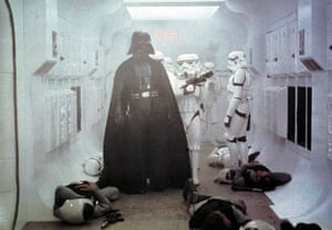 Darth Vader, a complicated figure of strength, vulnerability and shame, could have come directly from a soap.