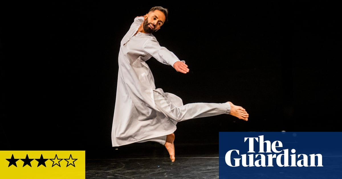 Aakash Odedra: Rising review – superhero speed with a light touch