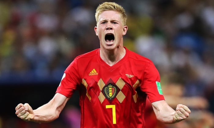 Brazil knocked out of World Cup by Kevin De Bruyne and brilliant Belgium  3090e5892