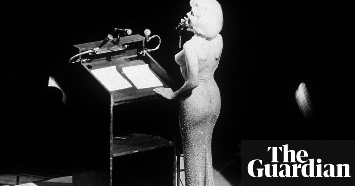 Marilyn Monroe's 'Happy Birthday, Mr President' Dress For
