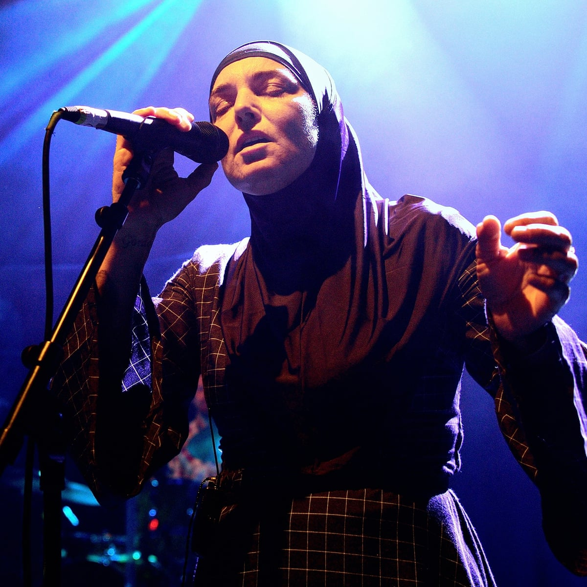 Sinead O Connor Review Radiant Return For Singer Still Seeking Truth Sinead O Connor The Guardian