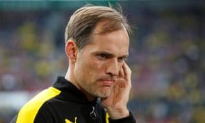 Borussia Dortmund coach Thomas Tuchel has left the club.