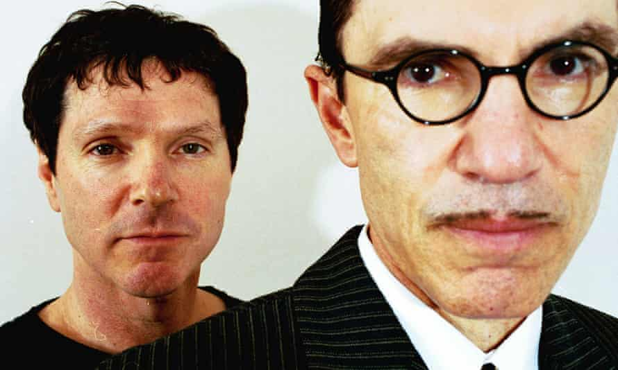 No 1 in heaven ... (L-R) Russell and Ron Mael.
