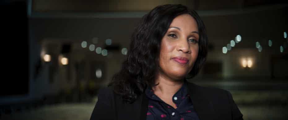 Nafissatou Diallo in Room 2806: The Accusation.