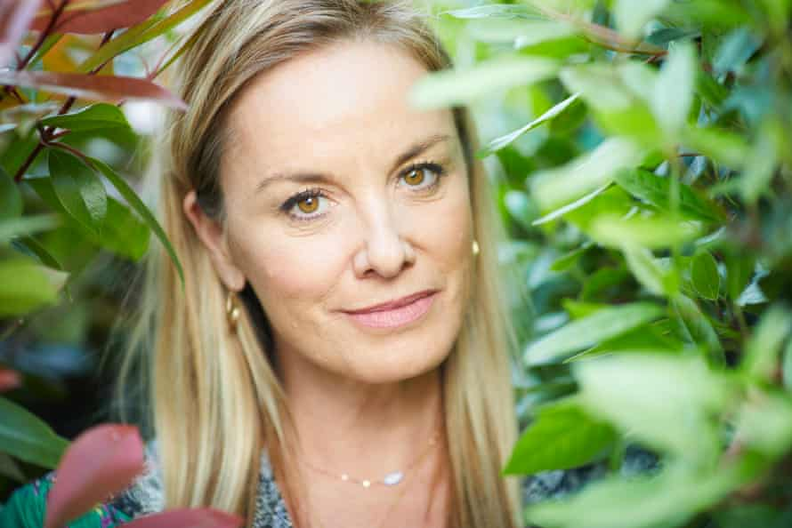 Tamzin Outhwaite, star of The Piper.