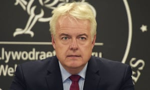 Carwyn Jones, the Welsh first minister.