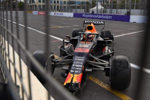 Max Verstappen crashes out!