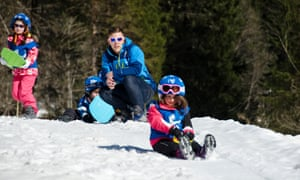 Ardent Family Ski, France