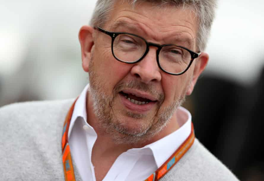 Ross Brawn said: 'The dial has been set at 11 for too long. We need to wind it down'.