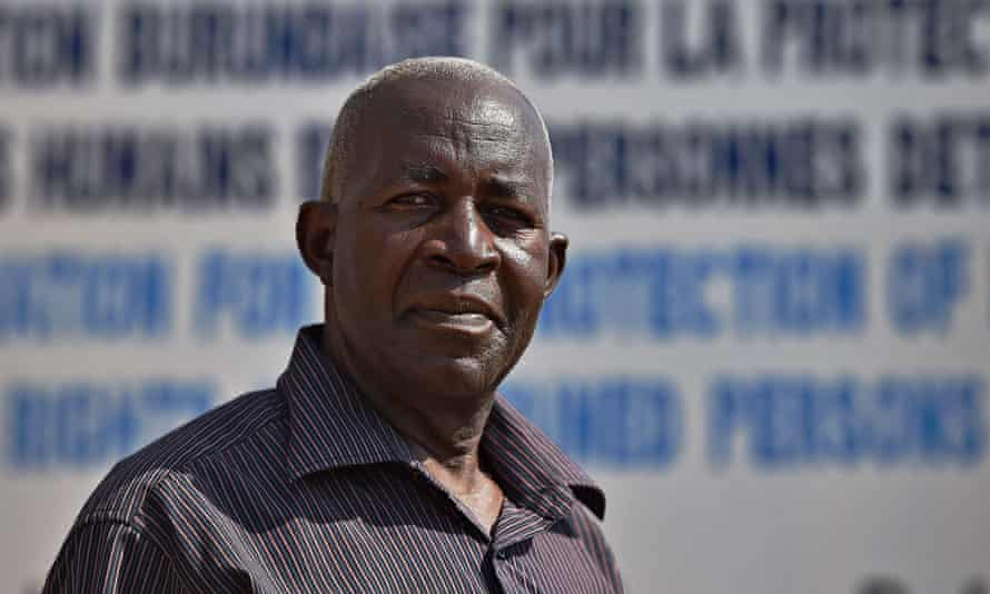 The shooting of human rights activist Pierre Claver Mbonimpa 'is part of a growing pattern of politically motivated violence in Burundi', says the UN.
