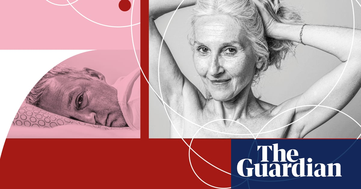 I'm in my 70s – and men my own age find me sexually intimidating