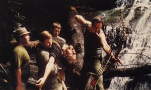 'It's about the idea of people facing violence and what our responsibility is, how we have to step up' … Deliverance.