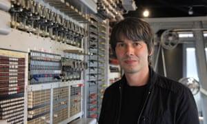 Professor Brian Cox, one of the curators of the new Tomorrow's World.