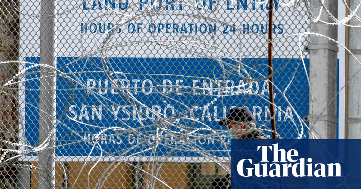 US-Mexico border factories pressured to stay open despite Covid-19 risk