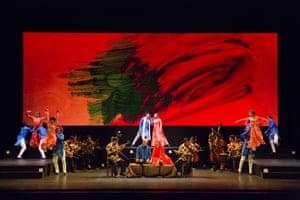 Layla and Majnun, choreographed by Mark Morris, features scenic design by the late Howard Hodgkin. It will be staged at Sadler's Wells in November 2018.