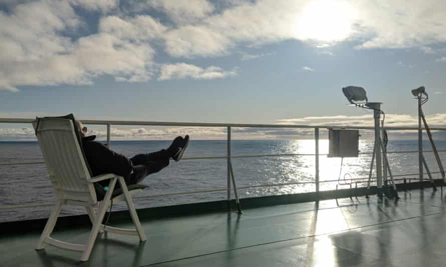 Life on deck