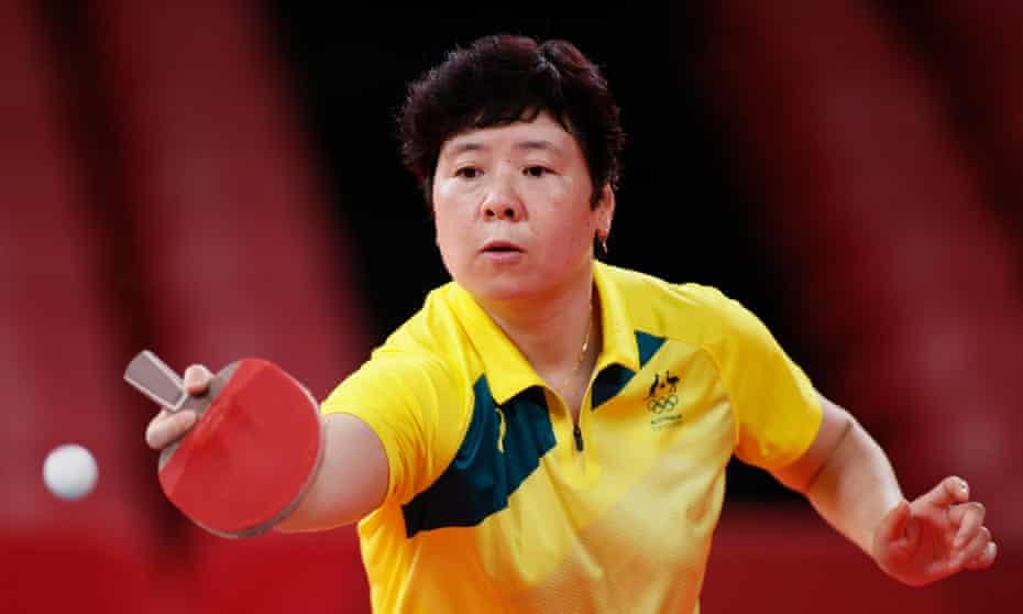 Jian Fang Lay of Australia
