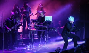 Jamiroquai's show at Roundhouse 31 March 2017