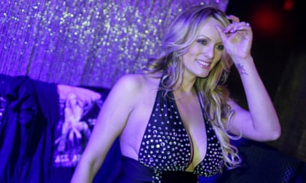An attorney for Stephanie Clifford, aka Stormy Daniels, said of the threat: 'They want to hide the truth from the American people.'