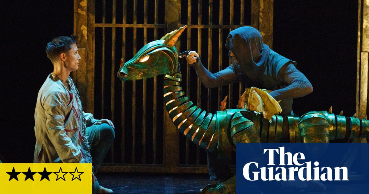 Northern Ballet: Merlin review – all-action take on the boy wizard