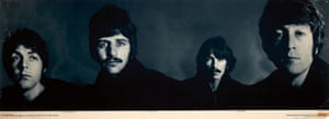 Richard Avedon: Set of posters of The Beatles, 1967
