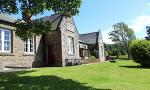 The Old School House, Allenheads, Northumberland