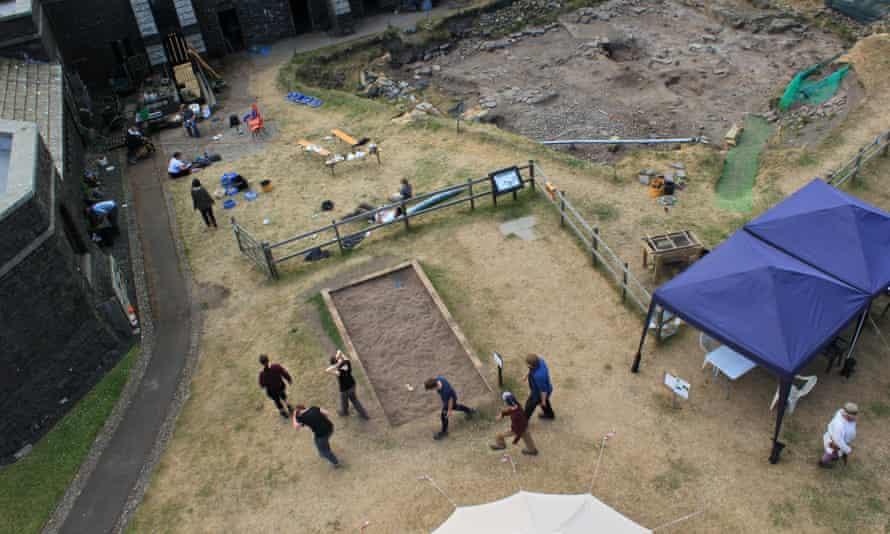 Bamburgh Research Project, Bamburgh, Northumberland