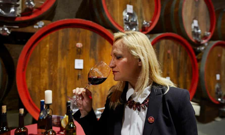 A winery in Montenegro ... Eastern European wines are once again offering great value.