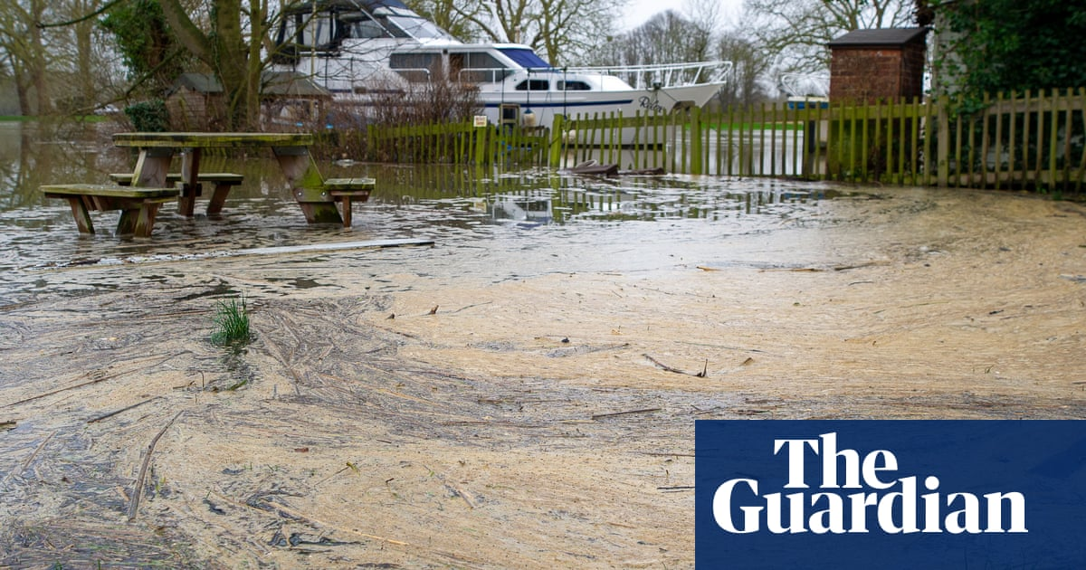 Cutbacks stopping vital work on river pollution and floods in England