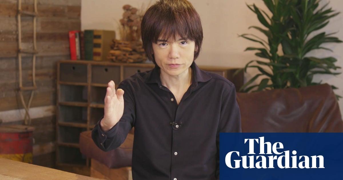 From Kong to Kirby: Smash Bros' Masahiro Sakurai on mashing up 35 years of gaming history
