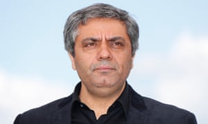 Iranian director Mohammad Rasoulof at Cannes in 2017.