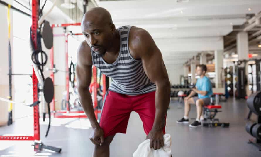 Once we're over 30 we lose muscle mass every year – so exercise is more important than ever.