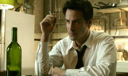 Keanu Reeves in the 2005 film Constantine